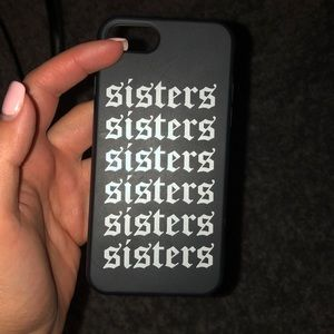 Authentic James Charles phone case
